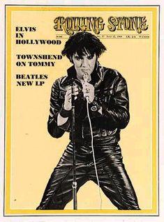 Elvis - Rolling Stone Magazine