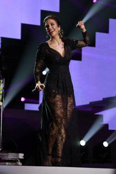 Ivete Sangalo apresenta o Prêmio Multishow, no Rio (Foto: Felipe Panfili e Roberto Filho/ Ag. News)