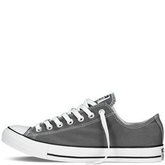 - Canvas upper. - Metal Eyelet lacing system. - Fabric Laces. - White rubber toe guard. - Canvas lining. - Cushioned insoles. - Rubber side wall trim. - Signature Converse rubber outsole.