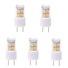 HERO-LED T4 G8 Base Bi-pin Xenon JCD Type LED Halogen Replacement Bulb, Under Counter Kitchen Lighting, Under-cabinet Lighting, Accent Lights, Puck Lights, Desk Lamps, Pendant Lights, Bathroom Vanity Lighting, Landscape Lighting, Other Task Lighting, Dust