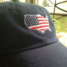 Check out our American caps on www.statetraditions.com!