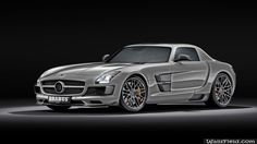 You can view, download and comment on Mercedes Benz SLS Brabus free hd wallpapers for your desktop backgrounds, mobile and tablet in different resolutions.