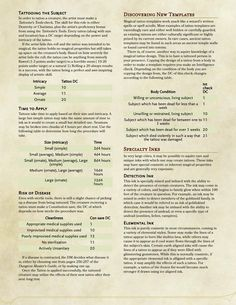 1653 Best Dungeons and Dragons Homebrew images in 2019 | Dungeons