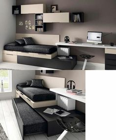 Home Interior Plants .Home Interior Plants Small Rooms, Small Apartments, Home Office Design, House Design, Room Setup, Spare Room, New Room, Home Remodeling, Bedroom Decor