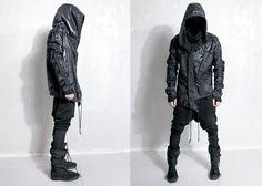 Resultado de imagem para cyberpunk fashion