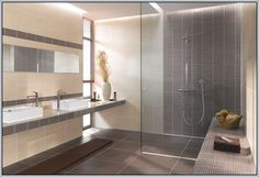 Perfekt Badezimmer Ideen Braun Beige Linkdominators Von Badezimmer Fliesen Braun  Beige Bild