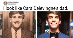 14 Coincidences That Can Make You Believe in Virtually Anything Cara Delevingne, What Happens If You, Shit Happens, Glitch In The Matrix, Make You Believe, Old Shirts, What Is Love, Lose Belly Fat, Color Combinations