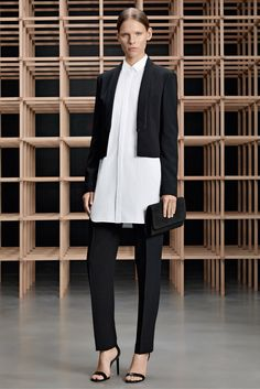 Boss Pre-Fall 2015 Fashion Show Collection