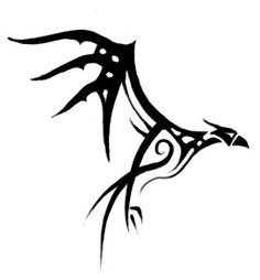 Turul bird of Hungary