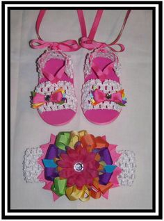 . Felt Baby Shoes, Crochet Baby Sandals, Hairbows, Handmade Baby, Dory, Baby Hats, Diy Clothes, Headbands, Size Chart
