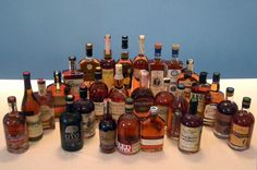 The Fifty Best Bourbon Tasting of 2014