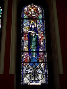 Harry Clarke, Stained Glass