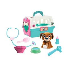 "Doc McStuffins Pet Vet On the Go Pet Carrier - Just Play - Toys ""R"" Us"