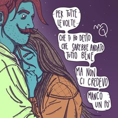 """Mi piace"": 45 mila, commenti: 56 - Giulio Mosca / Il Baffo (@ilbaffogram) su Instagram: ""Bugiardo. #ilbaffo #ilbaffogram #giuliomosca . . . #amore #bugie #merdaccia #suca #disegno…"" Shawn Christian, Best Quotes, Love Quotes, Tumblr Relationship, Italian Quotes, Jordyn Jones, Art Society, Phobias, Bukowski"
