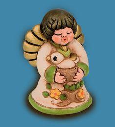 Forma in silicone angelo custode della famiglia
