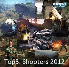 Los 5 mejores juegos de disparos del 2012 - Se termina el 2012 y te mostramos cuáles son los mejores shooters del año a nuestro criterio. Ingresa a este artículo y descubre las recomendaciones de nuestros especialistas. ¿Qué opinas?  http://blog.mp3.es/top-5-mejores-shooters-para-pc-de-2012/?utm_source=pinterest_medium=socialmedia_campaign=socialmedia