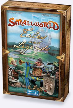 Smallworld: Tales and Legends- An Expansion