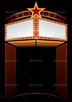 36 best cine images on pinterest cinema party movie theater and buy movie premiere by on graphicriver vector illustration eps 8 fully editable in software for editing vector graphic high resolution rgb jpeg image stopboris Images