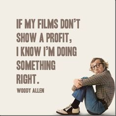 I love watching films and making them myself, it  would be great to persue this as a career however it is difficult to make it big.