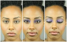 MAKEUP TUTORIAL | How To Apply and Blend Eyeshadow | Using One Eyeshadow