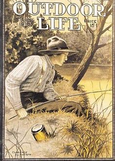 Outdoor Life 3/13 Fly Fishing Books, Fishing Magazines, Fishing Stuff, Old Magazines, Vintage Magazines, Fishing Tips, Magazine Art, Magazine Covers, Outdoor Life Magazine