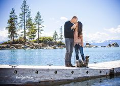 Lake Tahoe Engagemen