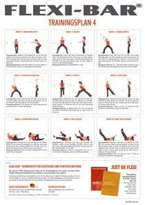Flexi-Bar Rückenübungen