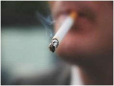 """""""Smoking makes your vision poorer shows research"""" 