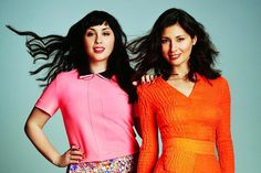 Here we are on a fashion shoot in an east London studio. The music is pumped up loud, the photographer is firing off test frames and the two models have put down their spinach and beetroot smoothies Melissa Hemsley, Hemsley And Hemsley, Authors, Writers, Angela Davis, Spring Looks, East London, White Hair, Fashion Shoot