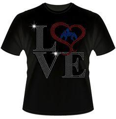 #wrestlingbling tee #lovewrestling #wrestlingmom  https://www.etsy.com/listing/207942278/wrestling-love-spangle-bling-shirt