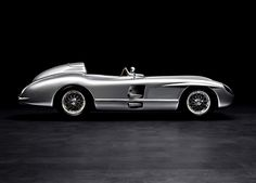 1955 Mercedes-Benz 300 SLR Roadster - fast car - fast money: http://www.mxfastmoney.com/id/index.php?ref=worldvision
