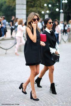 Milán Fashion Week.