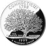 25 Cents / Quarter (Connecticut)