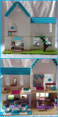 Lego Lego house Rainbow Vacuum Cleaners – For A Unique Clean Article Body: Rainbow vacuum cleaners r Lego Girls, Lego For Kids, Lego Duplo, Lego Ninjago, Legos, Casa Lego, Lego Furniture, Minecraft Furniture, Lego Friends Sets