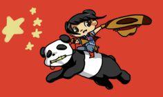 Yeehaw Kai Lan by notbecca.deviantart.com on @DeviantArt