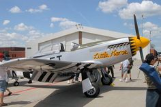 P-51D Mustang vol2 - Walk Around - Photographies