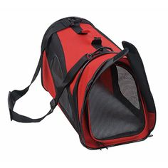 Arrive in style with this Bailey & Bella Carrier, perfect for little dogs who want to make a big impression.
