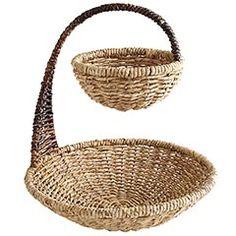 tiered basket