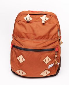 Epperson Mountaineering Day Pack , Coffee / Clay Multicolor
