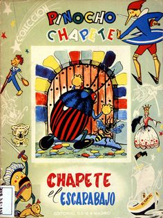 Pinocho (Personaje de ficción). Chapete el escarabajo / [Salvador Bartolozzi] (1962)