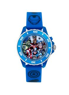 Peers Hardy AVG3506 Kid`s Avengers Watch, Blue Buy for: GBP19.99 House of Fraser Currently Offers: Peers Hardy AVG3506 Kid`s Avengers Watch, Blue from Store Category: Accessories > Watches > Men's Watches for just: GBP19.99