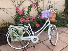 My lovely new vintage style bicycle! :)