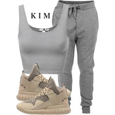 A fashion look from February 2016 by kimberlythestylist featuring Diesel and adidas Originals