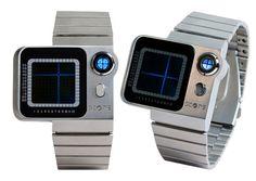 Scope Watch, Seahope LTD, Futuristic Watch