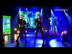 Jedward - Waterline (Ireland) 2012 Eurovision Song Contest Official Preview Video-and cute as puppies!