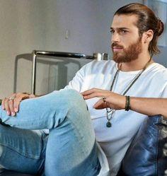 Showing the media for the username erkenci kus 🕊🧡 , i kind of miss this style a lot Turkish Men, Turkish Actors, Beautiful Men Faces, Gorgeous Men, Asian Men Long Hair, Beard Lover, Poses For Men, Hot Hunks, Man Bun
