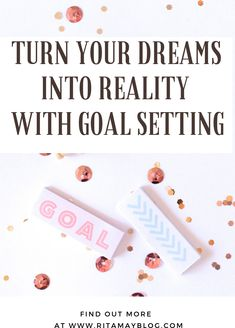 To turn your dreams into reality you want to utilize the power of goals. What are goals and what is the importance of setting goals? Self Development, Personal Development, Making Goals, Good Time Management, Goal Planning, Achieving Goals, Goals Planner, Personal Goals, Journal Prompts