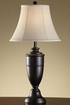 (2) lamps - living room