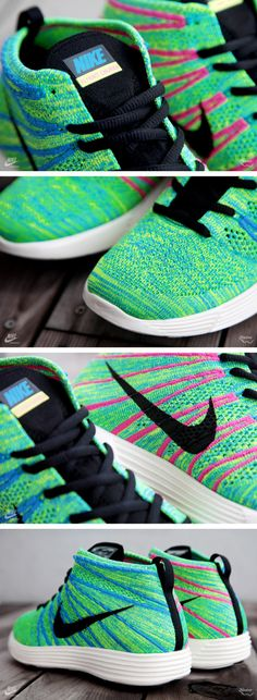 Nike Flyknit Chukka Fall 2013 Collection