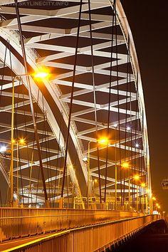 Van Brienenoordbrug #Rotterdam #Netherlands